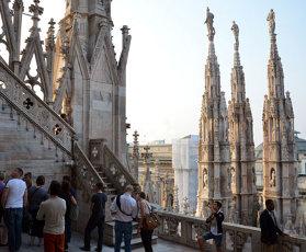Guidato del Duomo di Milano e delle sue Terrazze - Musei Milano