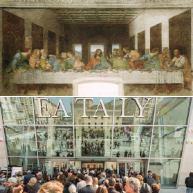Last Supper by Night and Eataly dinner Guided Tour - Guided Tours