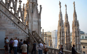 The Cathedral and its Rooftops - Guided and Private Tours - Milan Museum