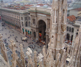 Milan Cathedral's Rooftops Milan - Guided Tours and Private Tours - Milan Museum