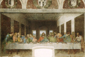 Leonardo's Last Supper Tickets
