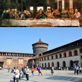 Last Supper & Sforza Castle - Guided Tours and Private Tours
