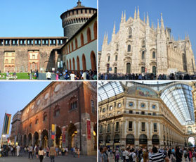 Milan Highlights Walking Tour - Private Guided Tour in Milan, Italy