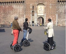 Private Segway Tour Milan - Booking Private Tours