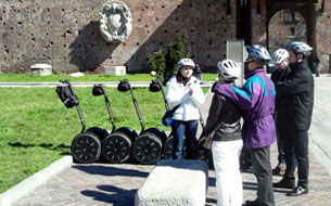 Segway Private Tour